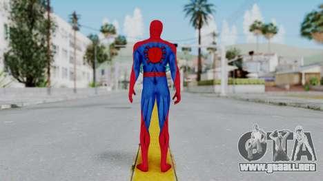 All New All Different Spider-Man para GTA San Andreas tercera pantalla