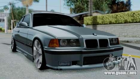 BMW 320 E36 Coupe para GTA San Andreas