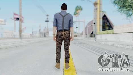 Skin Random 2 from GTA 5 Online para GTA San Andreas tercera pantalla