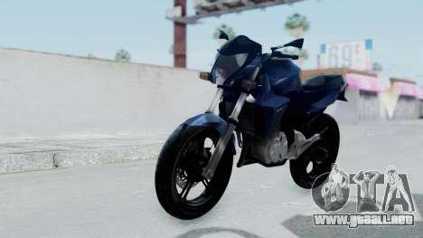 Honda CB300R para GTA San Andreas