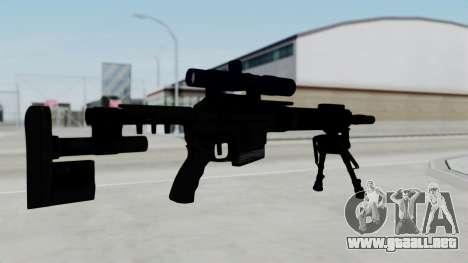 McMillan CS5 para GTA San Andreas segunda pantalla