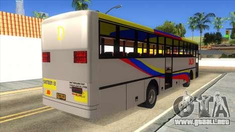 Dalin Ordinary para la visión correcta GTA San Andreas