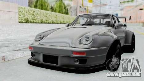 Porsche 911 GT2 Widebody 1995 NFS 2015 para GTA San Andreas