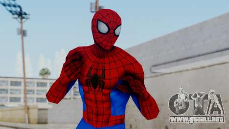 Marvel Future Fight Spider Man Classic v2 para GTA San Andreas