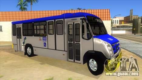 CAMION R622 para la visión correcta GTA San Andreas