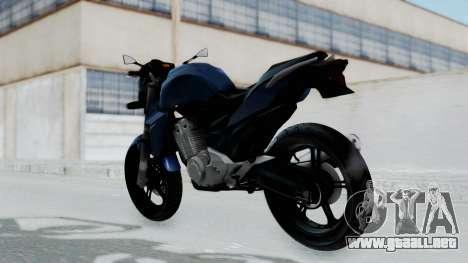 Honda CB300R para GTA San Andreas left