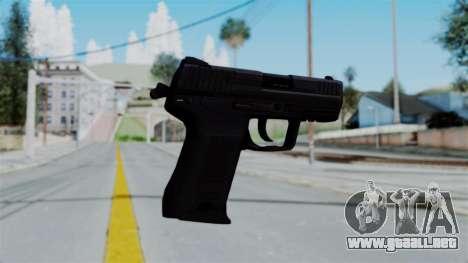 HK45 Black para GTA San Andreas segunda pantalla