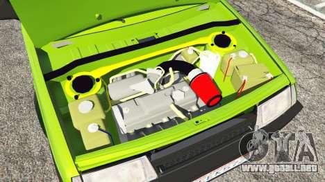 VAZ 21099 para GTA 5