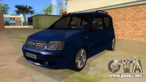 Fiat Panda V3 para GTA San Andreas