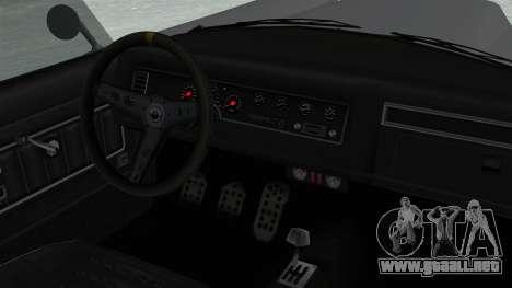 GTA 5 Mamba para la visión correcta GTA San Andreas