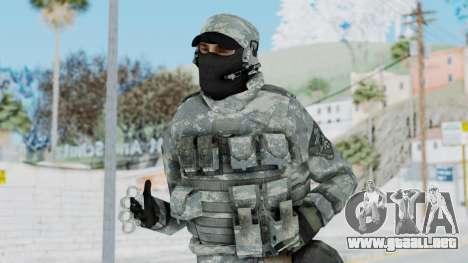 Acu Soldier 4 para GTA San Andreas