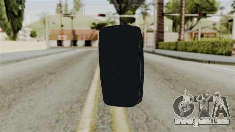 Nokia 3310 para GTA San Andreas tercera pantalla