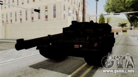 Point Blank Black Panther Rusty para GTA San Andreas