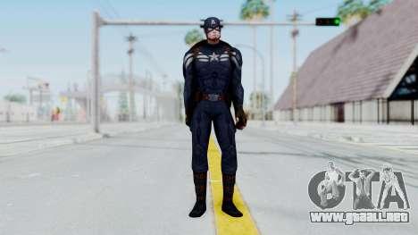 Marvel Future Fight - Captain America para GTA San Andreas segunda pantalla