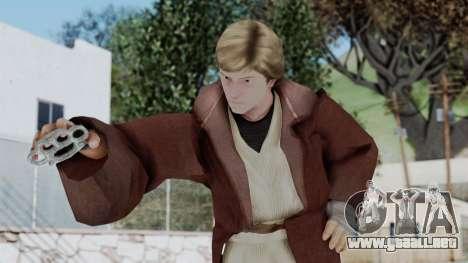 SWTFU - Luke Skywalker Spirit Apprentice Outfit para GTA San Andreas