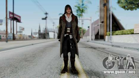 Jacob Frye - Assassins Creed Syndicate para GTA San Andreas segunda pantalla