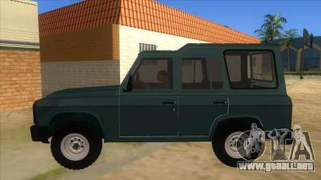 Aro 246 (1996) para GTA San Andreas left