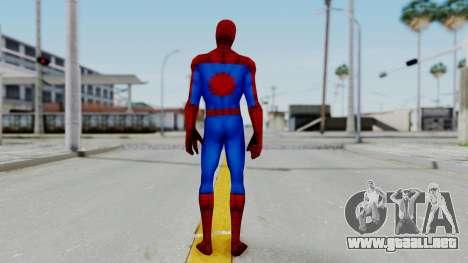 Marvel Future Fight Spider Man Classic v2 para GTA San Andreas tercera pantalla