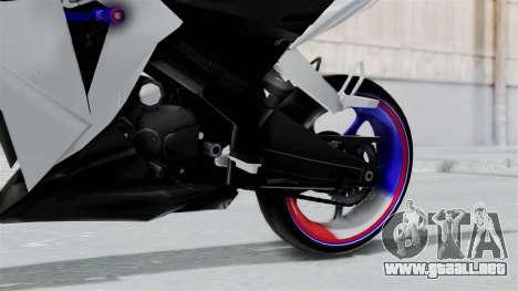 Honda CB150R para la visión correcta GTA San Andreas