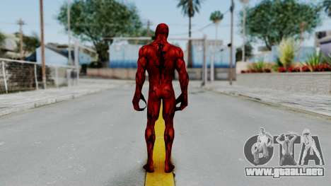 Marvel Future Fight - Carnage para GTA San Andreas tercera pantalla