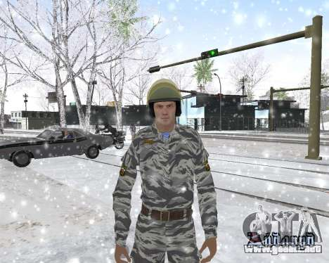 El OMON para GTA San Andreas