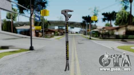 No More Room in Hell - FUBAR Wrecking Bar para GTA San Andreas segunda pantalla