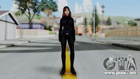 Marvel Future Fight Daisy Johnson v1 para GTA San Andreas segunda pantalla