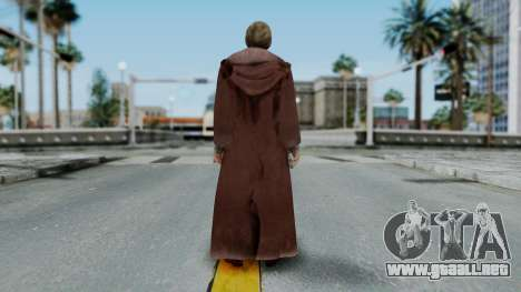 SWTFU - Luke Skywalker Spirit Apprentice Outfit para GTA San Andreas tercera pantalla