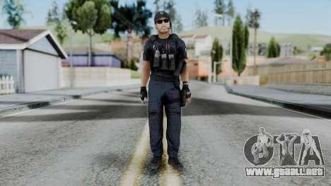 Interventna Jedinica Policije para GTA San Andreas segunda pantalla