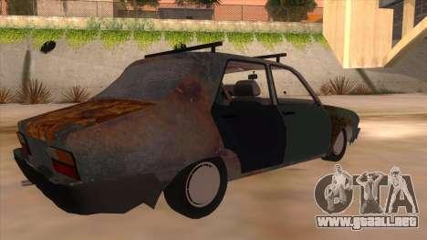 Dacia 1310 Rusty v2 para la visión correcta GTA San Andreas