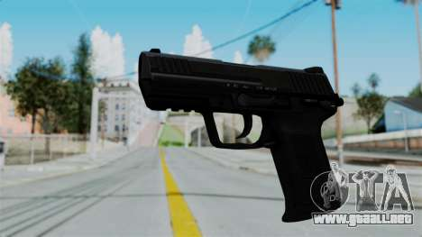 HK45 Black para GTA San Andreas