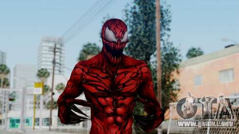 Marvel Future Fight - Carnage para GTA San Andreas