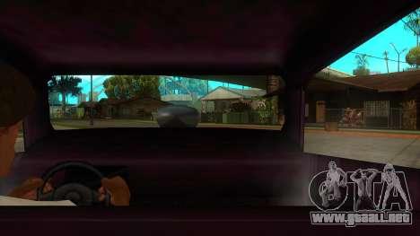 Diablos Hotknife para visión interna GTA San Andreas