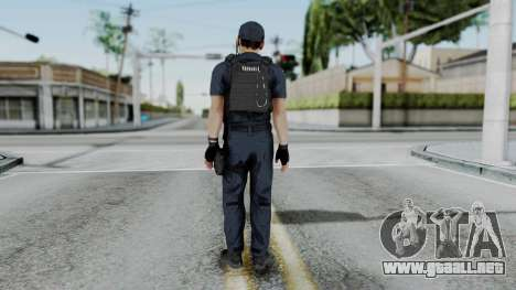 Interventna Jedinica Policije para GTA San Andreas tercera pantalla