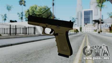 No More Room in Hell - Glock 17 para GTA San Andreas segunda pantalla