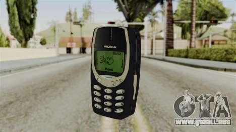 Nokia 3310 para GTA San Andreas