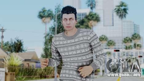 GTA Online DLC Festive Suprice 1 para GTA San Andreas