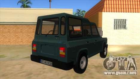 Aro 246 (1996) para la visión correcta GTA San Andreas