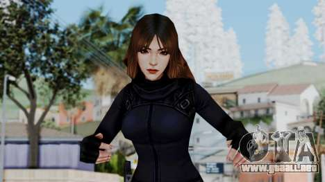 Marvel Future Fight Daisy Johnson v1 para GTA San Andreas