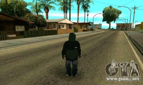 BALLAS1 para GTA San Andreas tercera pantalla