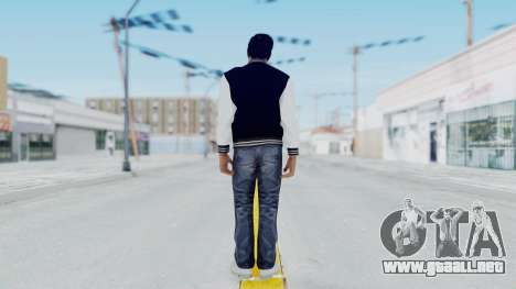 Mafia 2 - Vito Scaletta TBoGT para GTA San Andreas tercera pantalla