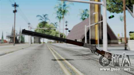No More Room in Hell - Winchester 1892 para GTA San Andreas