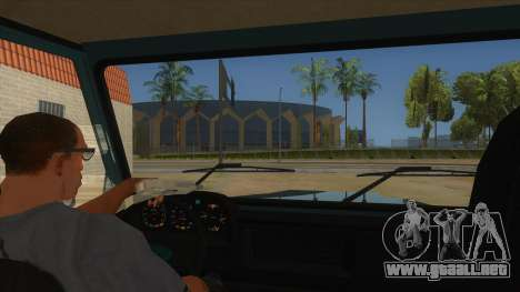 Aro 246 (1996) para visión interna GTA San Andreas