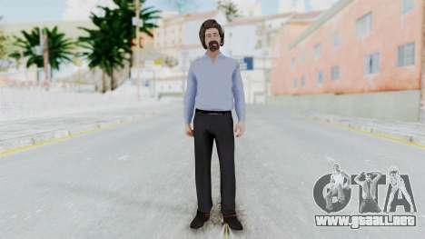 GTA 5 Dr. Friedlander para GTA San Andreas segunda pantalla