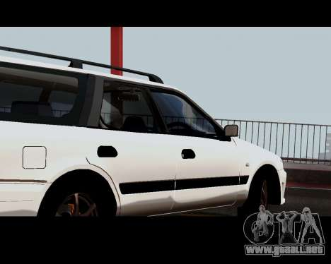 Nissan Stagea Tunable para GTA San Andreas left