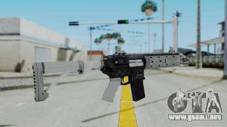 GTA 5 Carbine Rifle para GTA San Andreas tercera pantalla