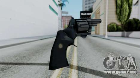 Vice City Beta Shorter Colt Python para GTA San Andreas segunda pantalla