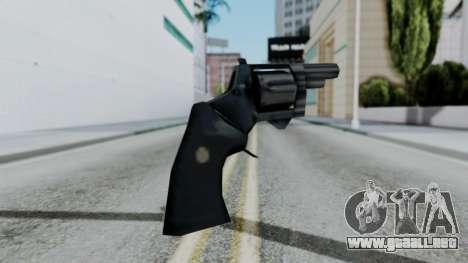 Vice City Beta Shorter Colt Python para GTA San Andreas segunda pantalla