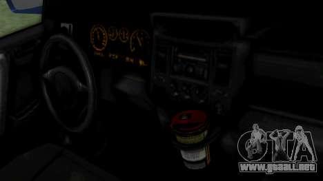GTA 5 Albany Cavalcade v2 IVF para la visión correcta GTA San Andreas