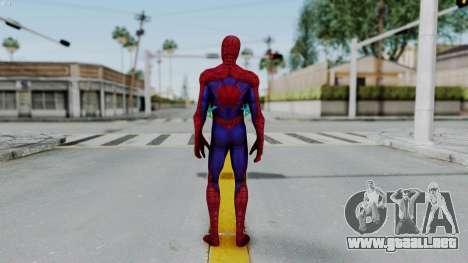 Marvel Future Fight Spider Man All New v2 para GTA San Andreas tercera pantalla